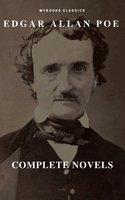 Edgar Allan Poe: Novelas Completas (MyBooks Classics): Berenice, El corazón delator, El escarabajo de oro, El gato negro, El pozo y el péndulo, El retrato oval... (MyBooks Classics) - Edgar Allan Poe
