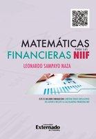 Matemáticas financieras para las NIIF - Leonardo Sampayo Naza