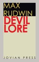 Devil Lore - Max Rudwin