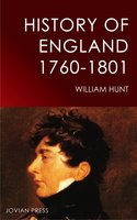 History of England 1760-1801 - William Hunt