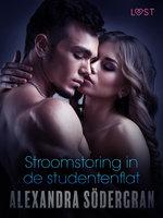 Stroomstoring in de studentenflat - erotisch verhaal - Alexandra Södergran