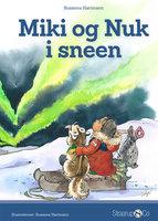 Miki og Nuk i sneen - Susanna Hartmann