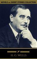 H. G. Wells: Classics Novels and Short Stories (Golden Deer Classics) [Included 11 novels & 09 short stories] - H.G. Wells
