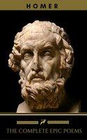 Homer: The Complete Epic Poems (Golden Deer Classics) - Homer, Golden Deer Classics