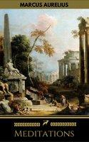 Meditations - Marcus Aurelius, Golden Deer Classics