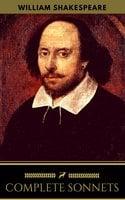The Sonnets - William Shakespeare,Golden Deer Classics