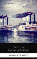 Tom Sawyer Collection - All Four Books (Heron Classics) - Mark Twain, Heron Classics