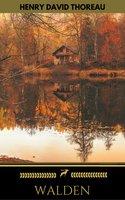 Walden (Golden Deer Classics) - Henry David Thoreau, Golden Deer Classics