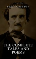 Edgar Allan Poe: Complete Tales and Poems: The Black Cat, The Fall of the House of Usher, The Raven, The Masque of the Red Death... - Edgar Allan Poe,A to Z Classics