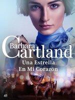 Una Estrella En mi Corazón - Barbara Cartland