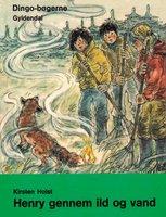 Henry gennem ild og vand - Kirsten Holst