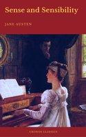 Sense and Sensibility (Cronos Classics) - Jane Austen,Cronos Classics