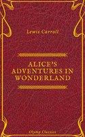 Alice's Adventures in Wonderland (Olymp Classics) - Lewis Carroll