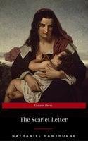 The Scarlet Letter - Nathaniel Hawthorne, Eireann Press