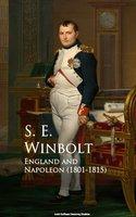 England and Napoleon - S. E. Winbolt