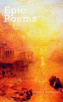 Epic Poems (Zongo Classics) - William Shakespeare, Homer, Virgil, John Milton