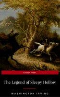The Legend of Sleepy Hollow (Eireann Press) - Washington Irving, Eireann Press