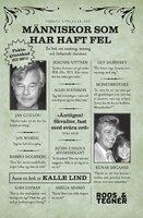 Människor som har haft fel - Kalle Lind