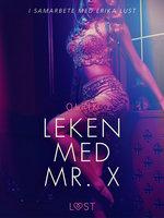 Leken med Mr. X - erotisk novell - Olrik