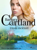 Utom räckhåll - Barbara Cartland