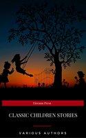 Children's Classics Collection (Eireann Press) - Charles Dickens,Rudyard Kipling,Mark Twain,Robert Louis Stevenson,Lewis Carroll,Louisa May Alcott,Golden Deer Classics,Grimm Brothers