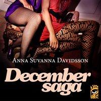 Decembersaga - Anna Suvanna Davidsson