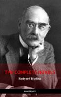 Rudyard Kipling: The Complete Novels and Stories (Manor Books) (The Greatest Writers of All Time) - Rudyard Kipling, Manor Books