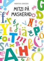 Mitzi på maskerad - Mårten Sandén