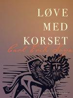 Løve med korset - Carl Erik Soya
