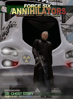 Force Six, The Annihilators 08 Ghost Story - Drew Spence