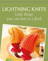 Lightning Knits: Little things you can knit in a flash - Roswitha Sanchez-Ortega,Monika Hoppe,Elke Höfig,Helene Weinold-Leipold