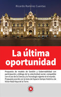 La última oportunidad - Ricardo Ramirez Cuentas