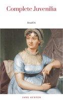 The Juvenilia of Jane Austen - Jane Austen
