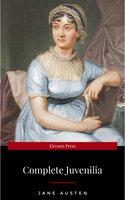 Juvenilia (The Cambridge Edition of the Works of Jane Austen) - Jane Austen