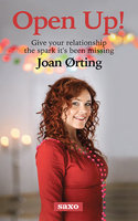 Open up - Joan Ørting