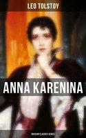 Anna Karenina (Russian Classics Series) - Leo Tolstoy