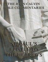 John Calvin's Commentaries On St. Paul's Epistle To The Hebrews - John Calvin