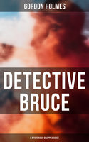 Detective Bruce: A Mysterious Disappearance - Gordon Holmes