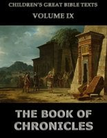 The Book Of Chronicles: Children's Great Bible Texts - James Hastings