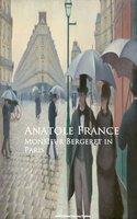 Monsieur Bergeret in Paris - Anatole France
