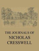 The Journals of Nicholas Cresswell - Nicholas Cresswell