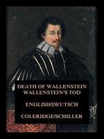 Wallenstein's Tod / Death of Wallenstein - Samuel Taylor Coleridge, Friedrich Schiller