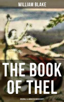 The Book of Thel (Original Illuminated Manuscript) - William Blake
