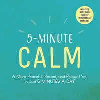 5-Minute Calm - Adams Media
