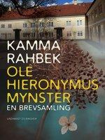 Kamma Rahbek - Ole Hieronymus Mynster. En brevsamling - Ole Hieronymus Mynster,Kamma Rahbek