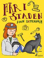 Här i staden - Finn Zetterholm