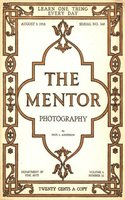 The Mentor: Photography - Paul L. Anderson