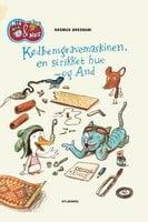Mis & Mus - Kødbensgravemaskinen, en strikket hue - og And - Lyt&læs - Rasmus Bregnhøi