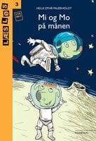 Mi og Mo på månen - Helle Dyhr Fauerholdt