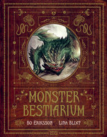Monsterbestiarium - Bo Eriksson